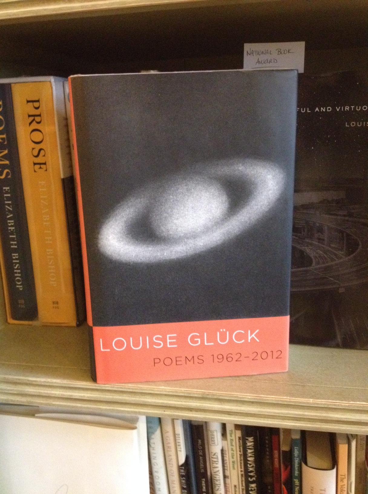 Louise Glücks Collected Poems Faulkner House Books