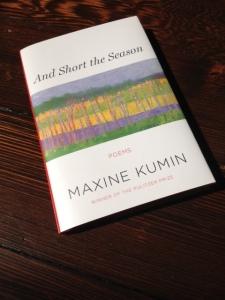 faulkner house books-maxine kumin